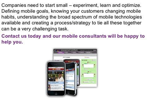 mobile goal 4 mobile marketing goals