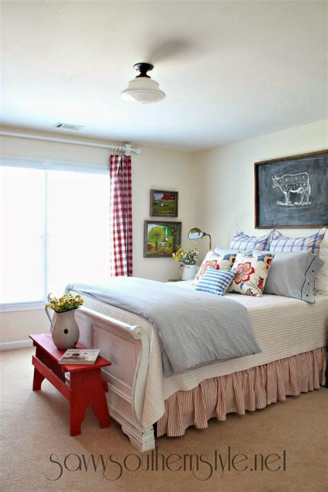 farm bedroom diy beautiful farmhouse style bedroom update home