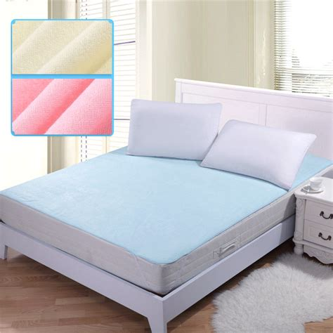 waterproof bed sheets waterproof bed sheets 150 200cm 100 cotton changing mat