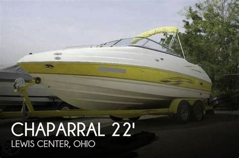 22 Ft Cuddy Cabin Boats For Sale by Chaparral 22 Cuddy Cabin For Sale In Lewis Center Oh For