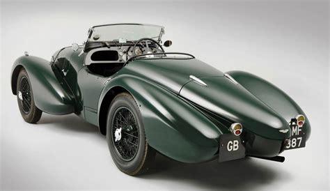 Car Types Model by 1940 Aston Martin Speed Model Type C 8