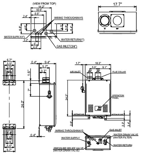Hydrologic Plumbing Supply by Noritz Hydronic Boilers