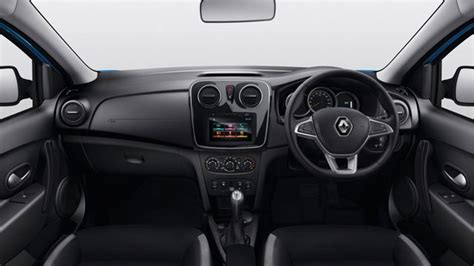 sandero renault interior innovation and refinement in the all renault sandero