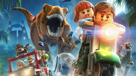 LEGO Jurassic World Gets a Release Date and New Trailer - IGN Lego Ninjago New Episodes 2015
