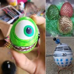 unique egg decorating ideas popsugar tech