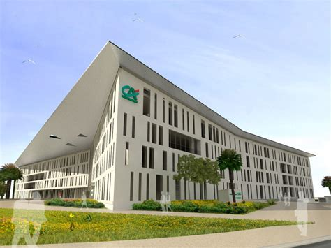 agricole bank bim modeling and coordination kemet