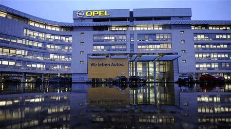 sede opel la polic 237 a registra dos sedes alemanas de opel por
