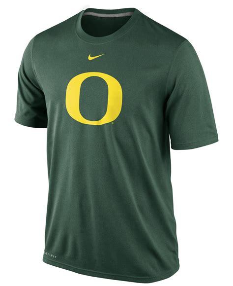 T Shirt Oregon Bracketville Nike by Nike S Oregon Ducks Dri Fit Logo Legend T Shirt In