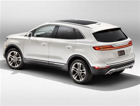 2015 lincoln mkc crossover unveiled kelley blue book
