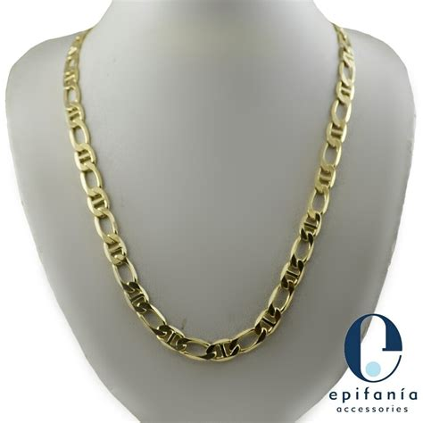 www cadenas de oro cadena de oro laminado 18k para caballero bs 91 582 27