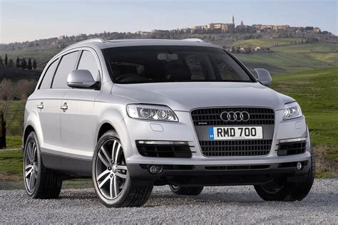 Cheap Audi Q7 by Audi Q7 163 11k 163 15k Best Cheap 4x4s Best Cheap 4x4 Cars
