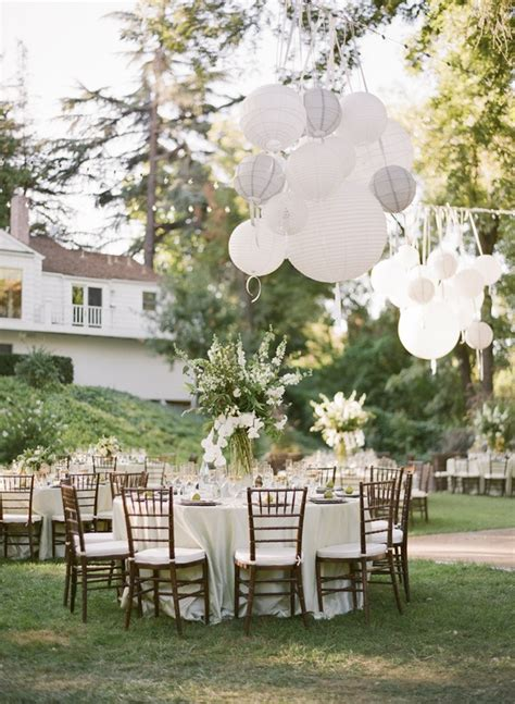 backyard wedding centerpieces diy backyard wedding ideas 2014 wedding trends part 2