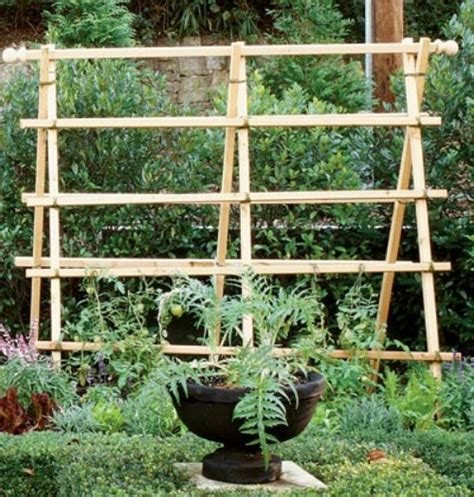 build a garden trellis 40 genius space savvy small garden ideas and solutions