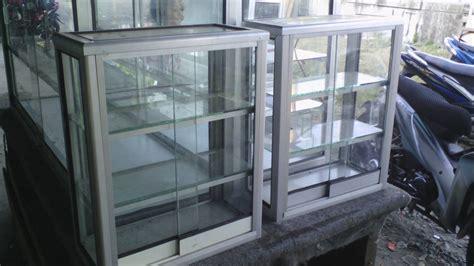Jual Etalase Aluminium Surabaya jual etalase rokok 175 malika jaya
