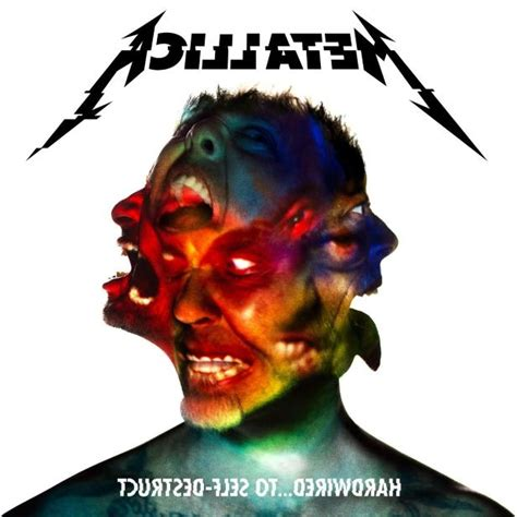 Cd Original Metallica Hardwired To Self Destruct Import metallica hardwired to self destruct 2016 albums