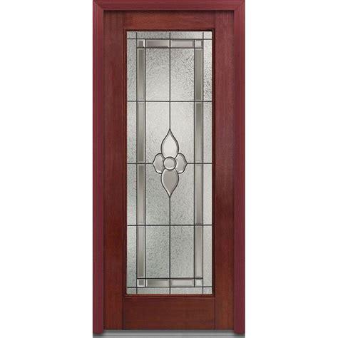 32 Inch Exterior Door With Window Enlarged Image 32 32 Inch Fiberglass Exterior Door