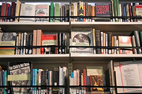 unbanned books  important historical artefacts uct news