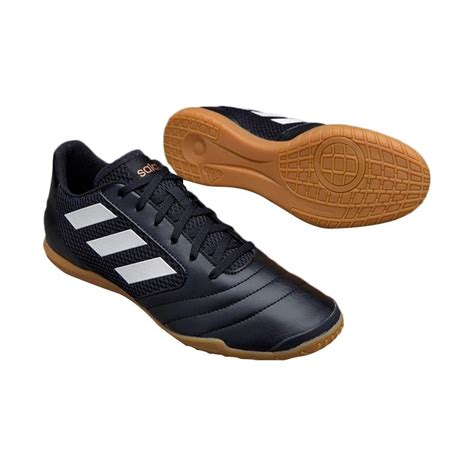 Sepatu Adidas Ace 17 4 jual adidas original sala sepatu futsal black ace 17 4