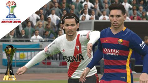 barcelona mundial clubes 2015 marca com river plate vs barcelona final mundial de clubes japon
