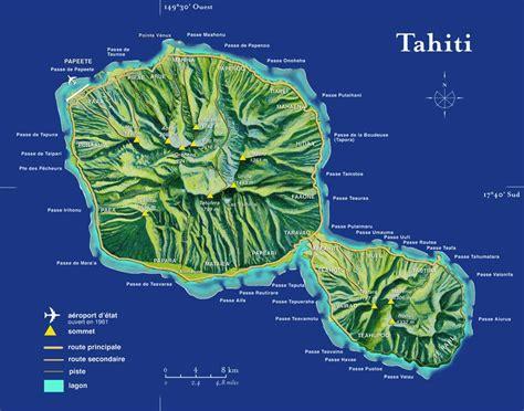 tahiti la  grande ile de polynesie arts  voyages