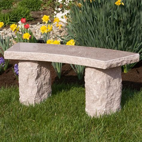 granite garden benches polished gray granite outdoor bench outdoor