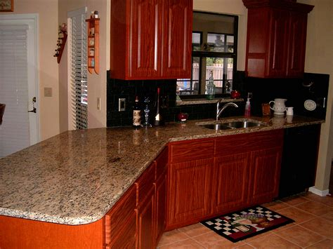 cherry cabinets with granite countertops cherry kitchen cabinets with formica countertops quartz