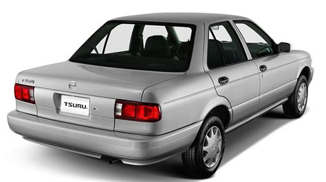 tsuru nissan mxico nissan tsuru b13 to be discontinued in mexico by may 2017