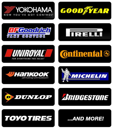 best tire brand tire brands
