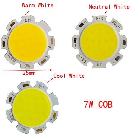 Led Hpl 5w Green 4 Chip 10x 50x smd cob led chip 1w 3w 5w 7w high power light warm cool white l ebay