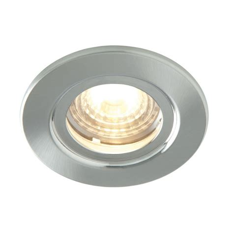 Led Ceiling Downlight by Bg Luceco Atom 7w Dimmable Warm White Led
