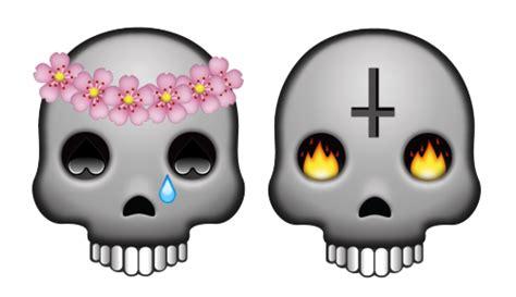 imagenes tumblr png emojis skull emojis tumblr