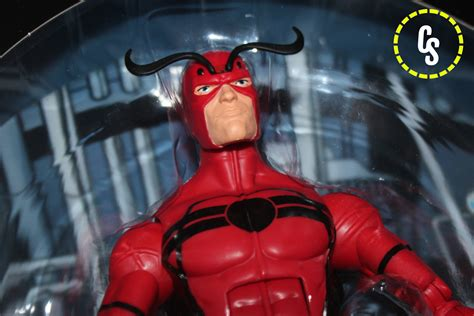 Masker Antman Set 3 unboxing hasbro s comic con exclusive ant
