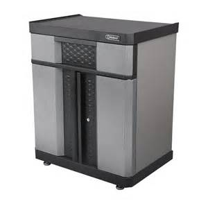 Kobalt Storage Cabinets Shop Kobalt 36 5 In H X 30 In W X 20 5 In D Metal Garage Cabinet At Lowes