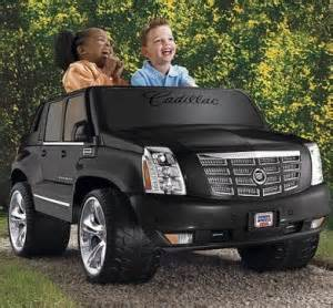 Cadillac Ride On Kid Cadillac Escalade Autos Post