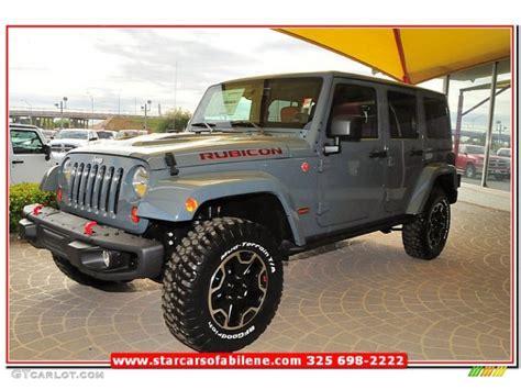 jeep anvil color 2015 wrangler rubicon anvil color autos post