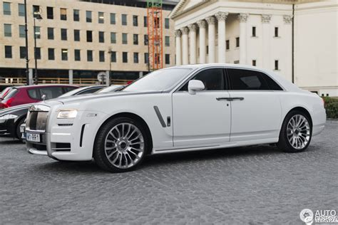 rolls royce white 2016 rolls royce mansory white ghost ewb limited 22 avril