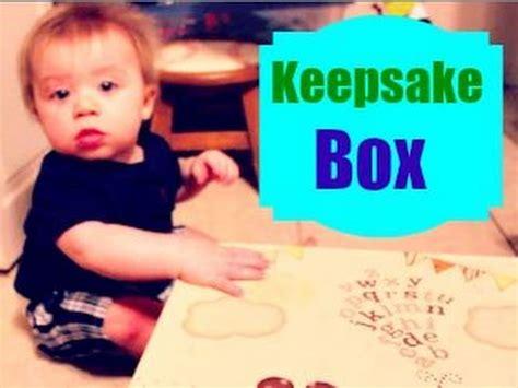 baby s year photo keepsake baby s 1st year keepsake box ideas