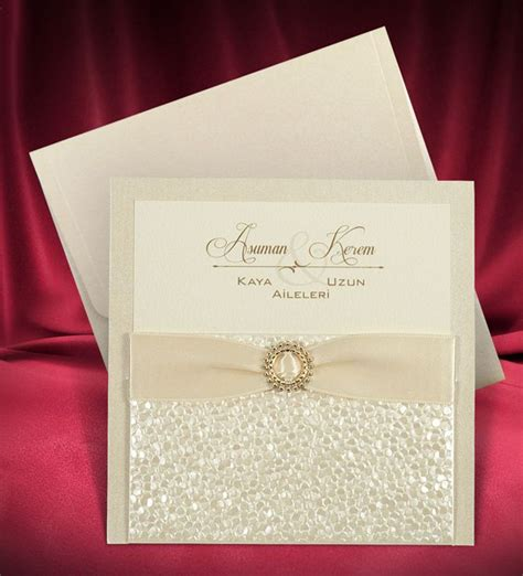 Ivory Wedding Invitation Paper ivory embossed pebble paper wedding invitation 3680