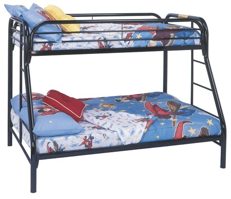 black metal bunk bed black metal bunk bed from monarch 2231k