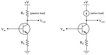 transistor how to use load active loads in lifier circuits discrete semiconductor devices and circuits worksheets