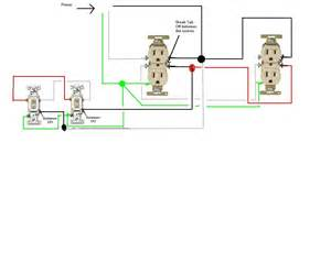 three way wiring recepticle diagram three get free image about wiring diagram