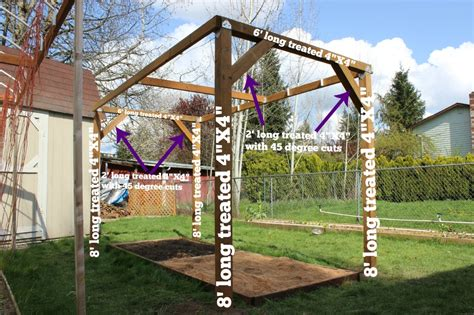 trellis system how to build a trellis system for vertical growing