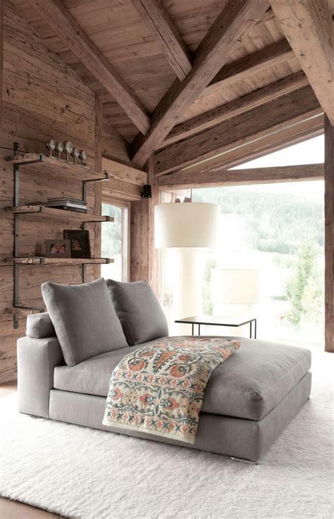 interior wall  windows atrium   log home ideas