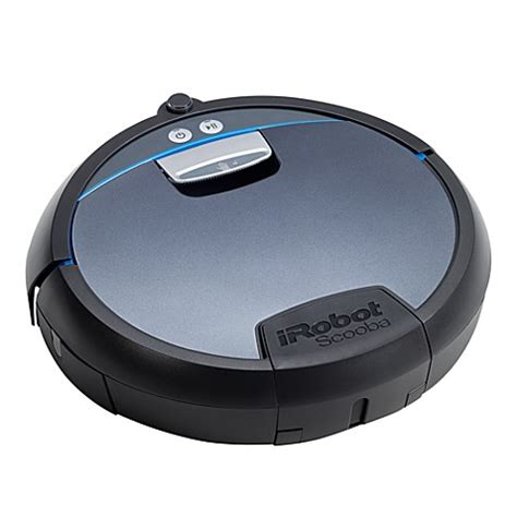 bed bath and beyond irobot irobot 174 scooba 174 390 floor washing robot bed bath beyond