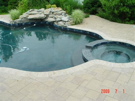 paver pool deck paver pool deck new jersey masonry contractor