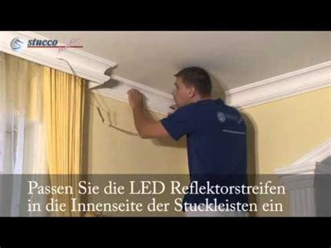 Stuckleisten Wand by Stuckleisten F 252 R Indirekte Beleuchtung Indirekte