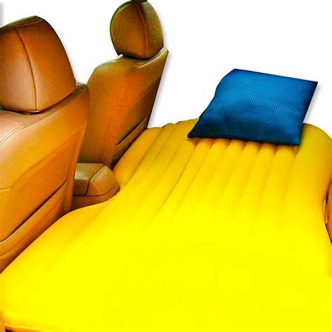 colchon mercado libre colch 243 n inflable para viajes asiento trasero autos
