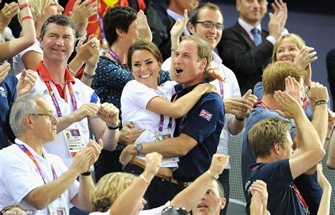 will and kate kate middleton and prince william celebrate with a rare