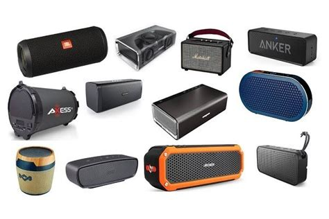 best high end speakers the top 10 best high end bluetooth speakers you can buy