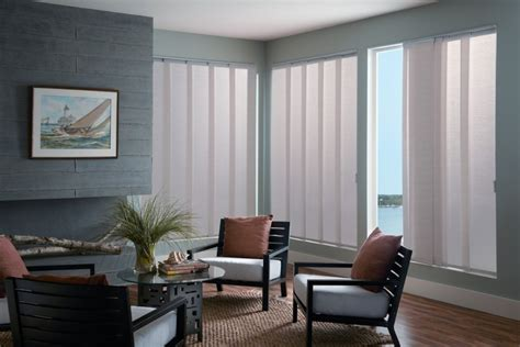 Modern Blinds For Sliding Glass Doors Dress Up Your Sliding Doors With A Fastidious Window Covering For Sliding Glass Doors Homesfeed